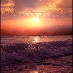 Закат в Кучугурах