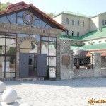 Завод шампанских вин в Абрау-Дюрсо