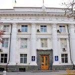Здание городского совета в Севастополе
