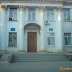 Здание суда в Саках