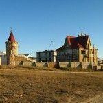 Частная гостиница в Черноморском
