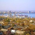 Феодосийский торговый порт
