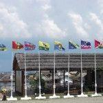 Флаги всех районов краснодарского края в Тамани