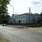 Медицинское учреждение в Тамани
