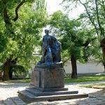 Памятник Вите Коробкову