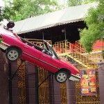 Пикирующий автомобиль
