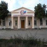 Районный ДОСААФ, бывшее здание правления рыбколхоза «Труженик моря»