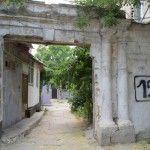 Старые улицы Феодосии