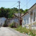 Улица Тимирязева в Феодосии
