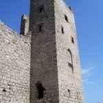 Башня Лимента в Генуэзской крепости