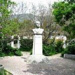 Памятник Юрию Гагарину в Форосе