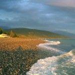 Пляж в Цандрипше