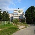 Шепси, пятиэтажки на улице Садовой