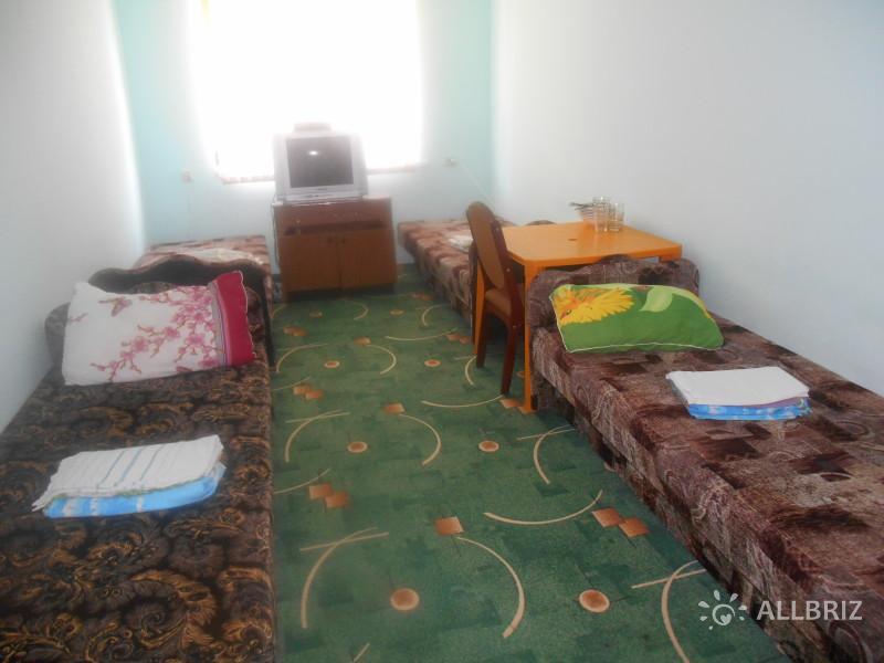 4х местный удобства на этаже
