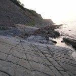 Дикий пляж в Широкой Балке