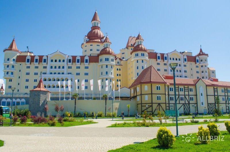 Отель «Богатырь»