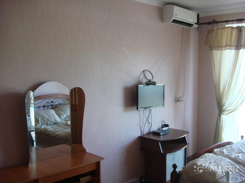 Однокомнатная квартира - в квартире есть телевизор, кондиционер