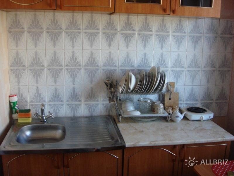 Однокомнатная квартира - кухня