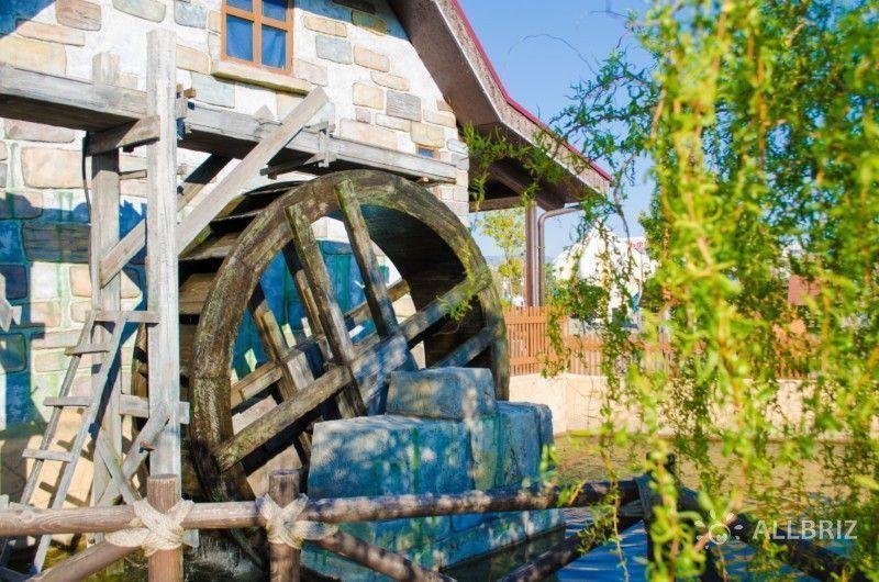 Водная мельница