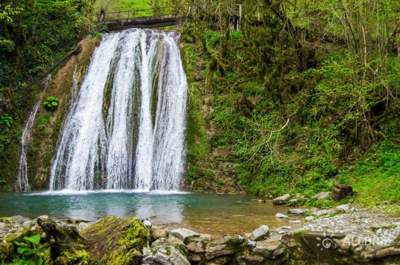 33 водопада. Ущелье «Джегош».