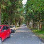 Улица в Солониках