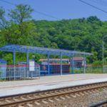 Жд станция Солоники