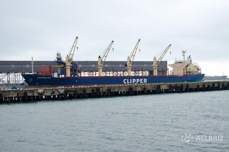 Морской порт Туапсе