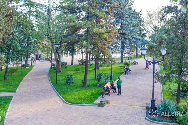 Туапсинский городской парк культуры и отдыха