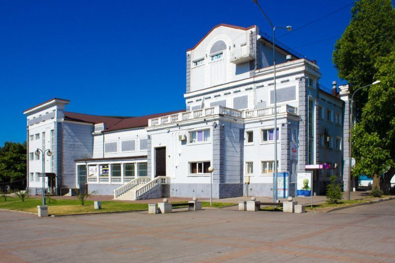 Дворец культуры моряков
