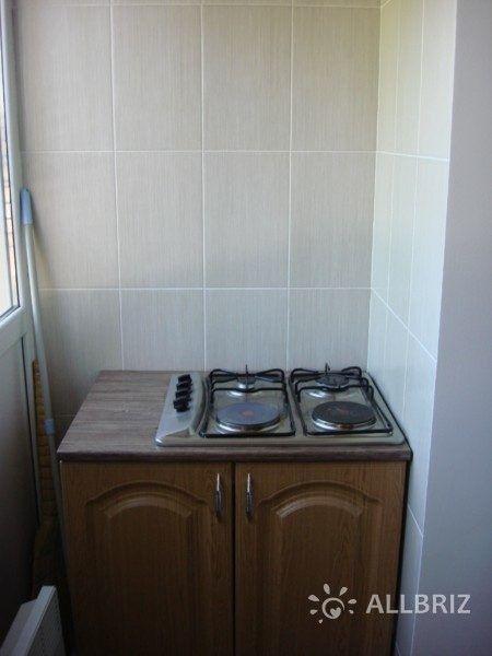 1 комнатная квартира - кухня