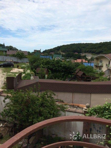 Студия с балконом - вид из номера