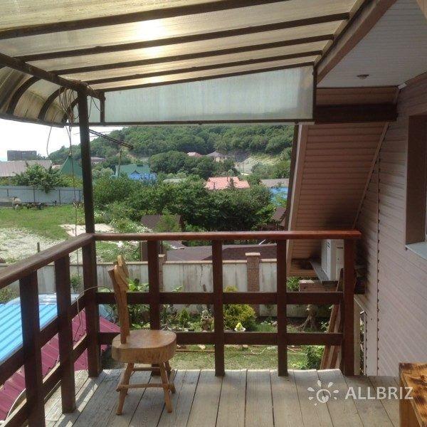 Мансардный с балконом