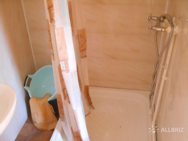 4х местный домик с удобствами - санузел