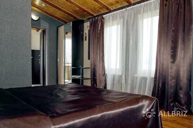 2х комнатный номер с балконом, с видом на горы/на море (Полулюкс)