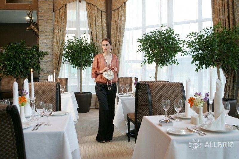 Ресторан «Охотничий зал»