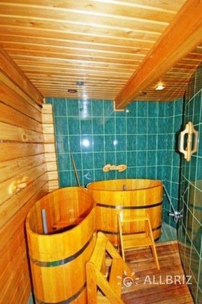 Купели в бане