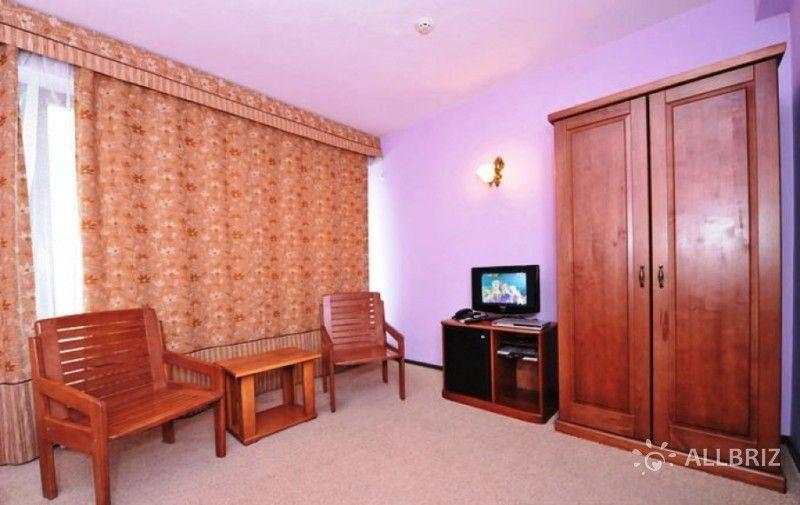 2-местный 2-комнатный номер «Стандарт улучшенный»