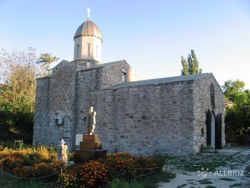 Церковь Иоана Предтечи в Феодосии
