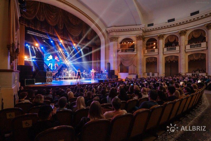 Концерт в Лободы в Зимнем театре