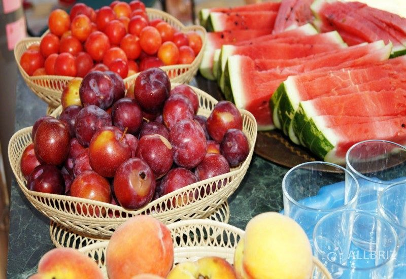Дары Кубани фрукты в Кучугурах