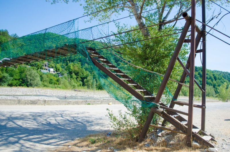 Лестница с улицы Тормахова