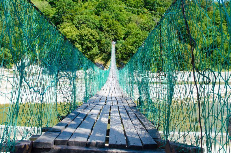 Мост от берега до берега