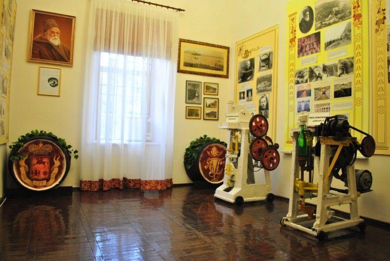 Дом-музей княза Голицына (внутри)