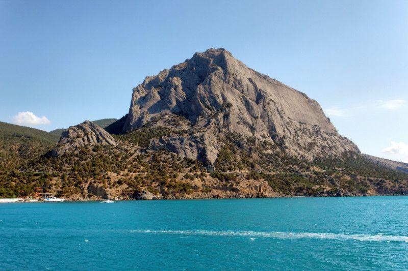 Гора Сокол в Новом Свете