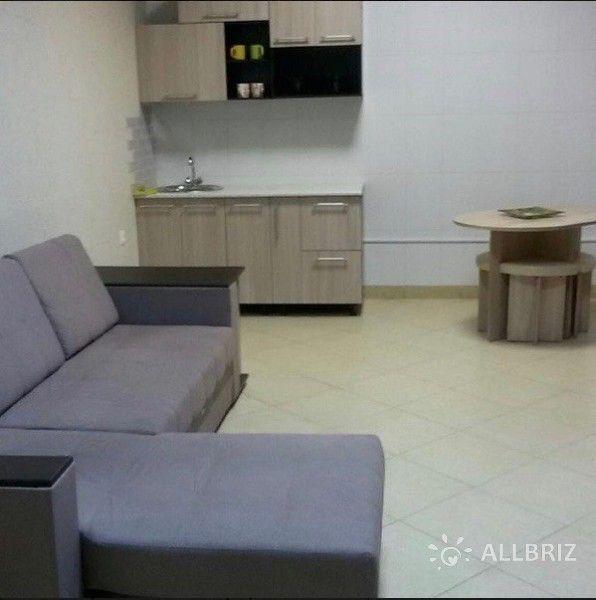 2х комнатные апартаменты с кухней и ванной