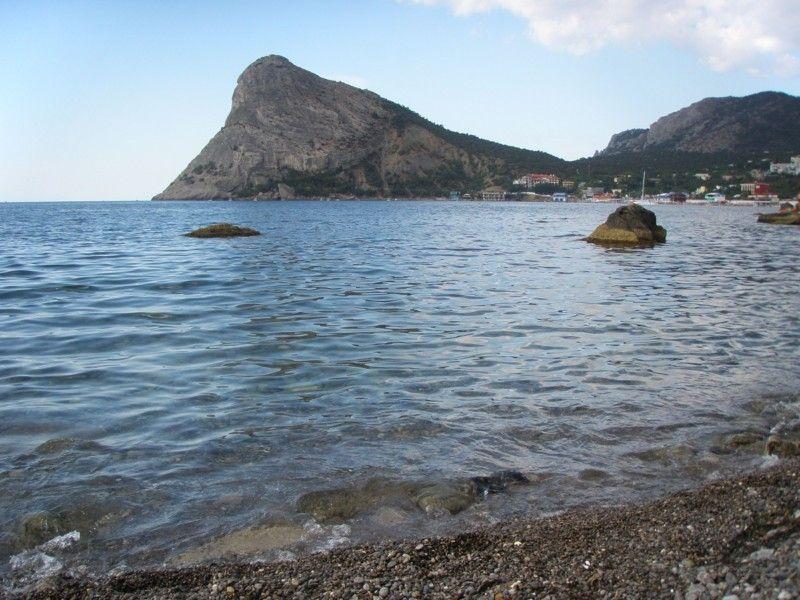 Монастырский пляж