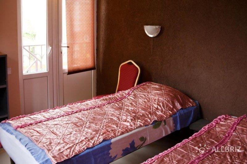 Стандарт Двухместный номер с 2 отдельными кроватями