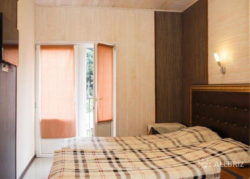 Комфорт Двухместный номер с 1 кроватью или 2 отдельными кроватями + доп. кроватью