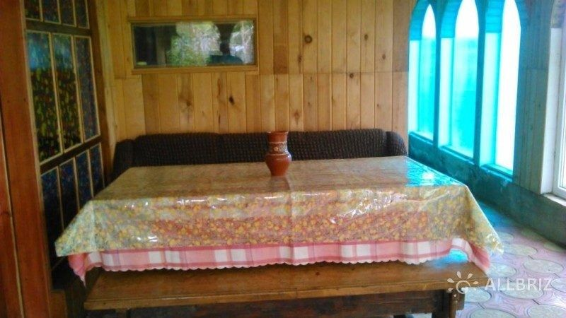 Домик для гостей - терраса