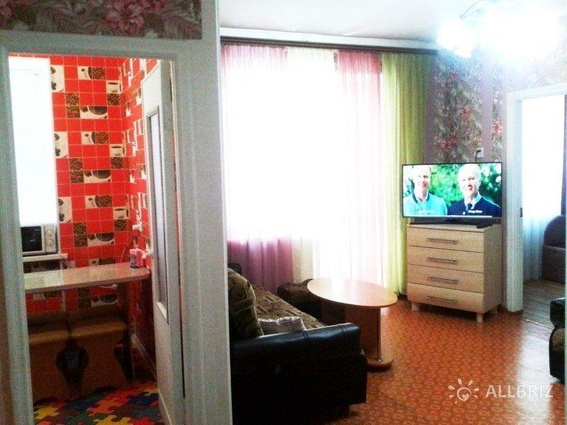 Квартира с видом на море в п. Приморский
